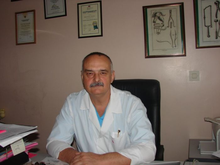 Голубев Георгий Шотавич