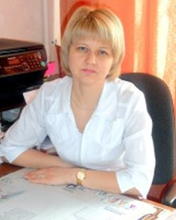 Боханова Елена Григорьевна