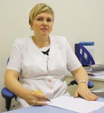 Сидоренко Ольга Анатольевна