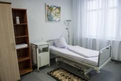 Госпитализация и реабилитация