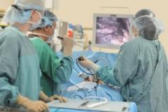 Оперативные вмешательства на легких и органах грудной полости