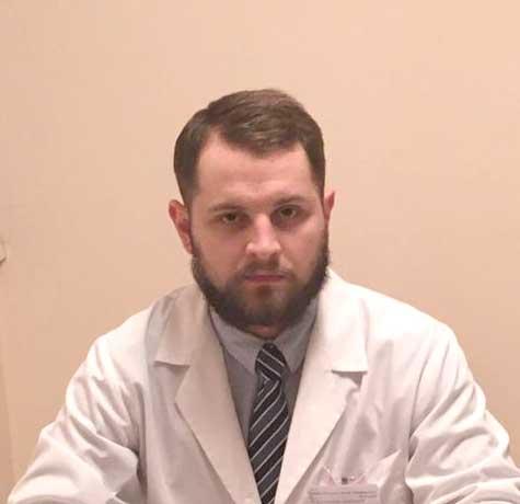 Врач дерматолог ростов Котянков