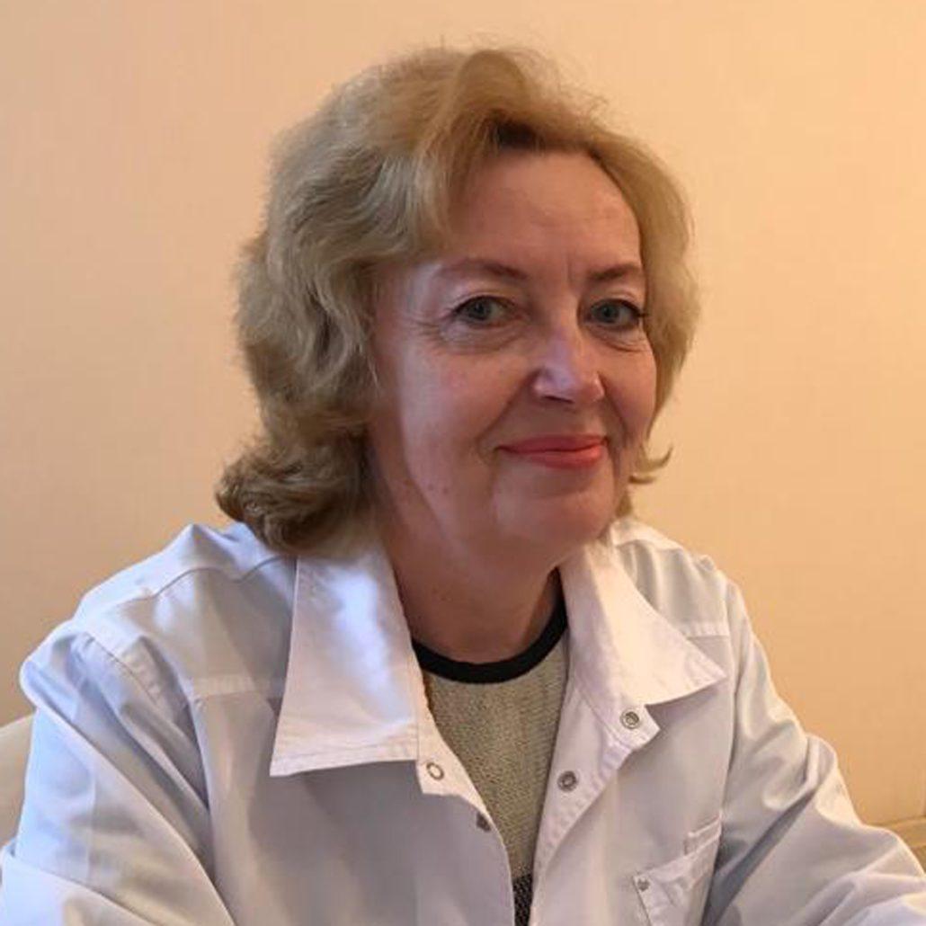 Коломейцева Вера Ивановна - врач - дерматовенеролог