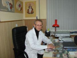 Профессор Ефремов Валерий Вильямович