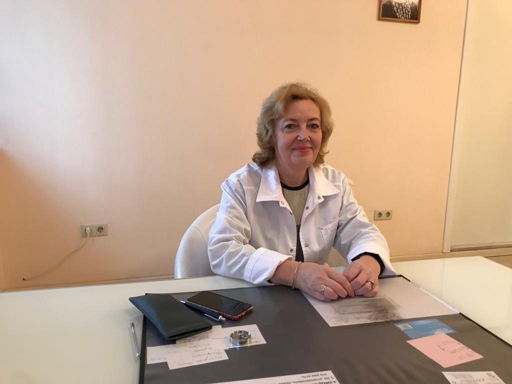 Вера Ивановна Коломойцева - врач - дерматовенеролог
