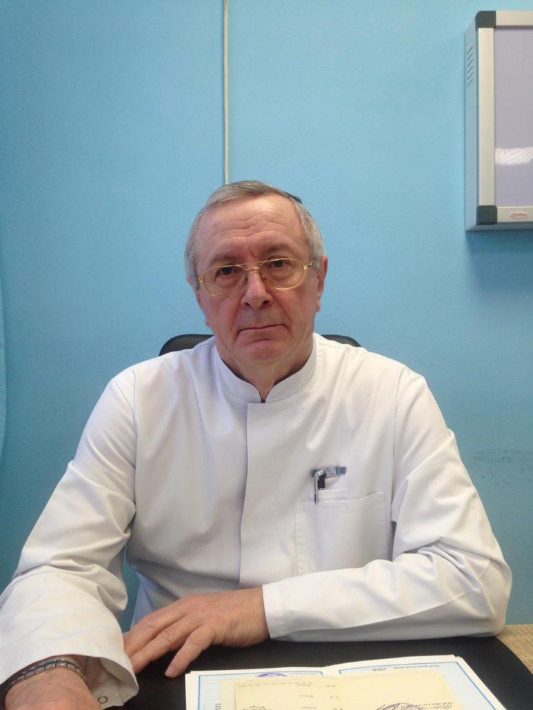 Тер – Сааков Сергей Саркисович - детский хирург.