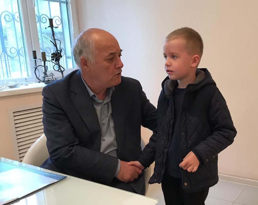 Детский нефролог Летифов Г.М.