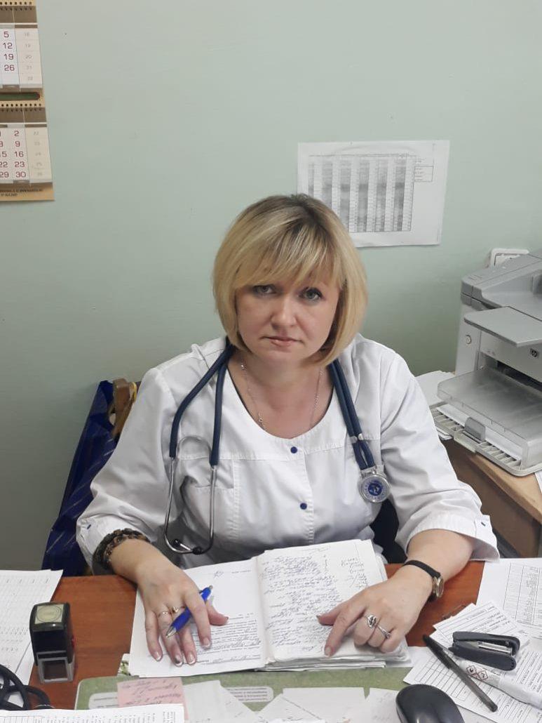 Наталья Анатольевна Сыроватская. Врач-терапевт. Ростов-на-Дону
