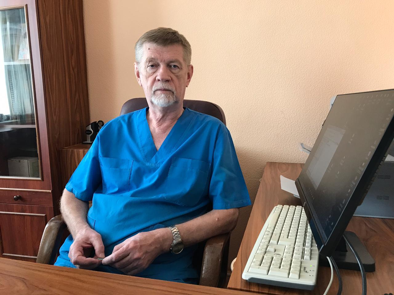 Александр Викторович Ащев Травматолог ортопед Ростов