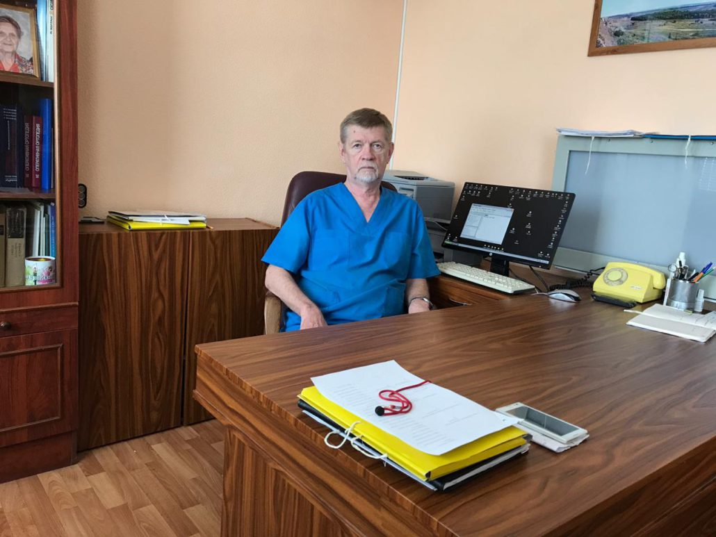 Травматолог - ортопед Ростов - Ащев А.В.