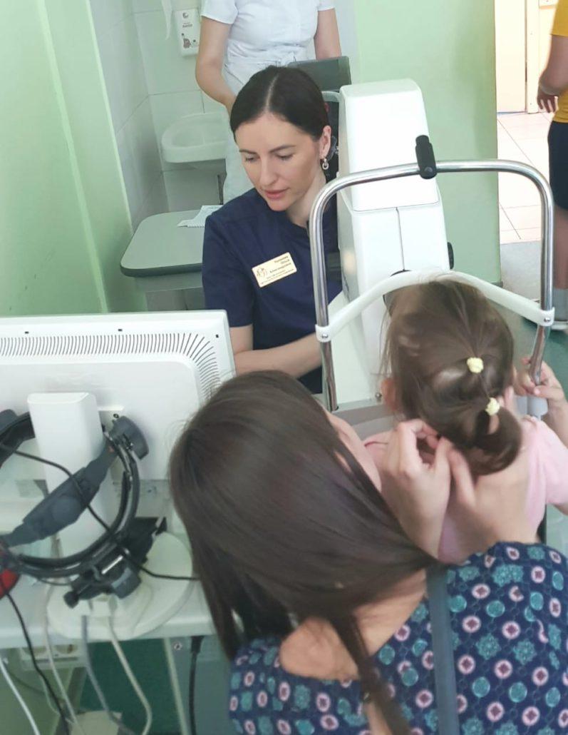 ушникова офтальмолог хирург ольга александровна