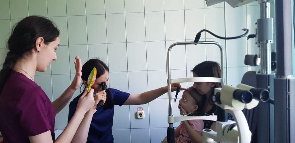 Детский офтальмолог - Ольга Александровна Ушникова