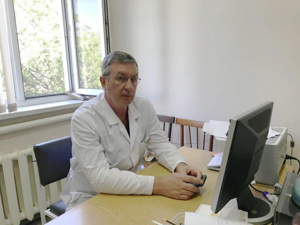 Игорь Владимирович Кролевец. Травматолог. Ортопед в Ростове