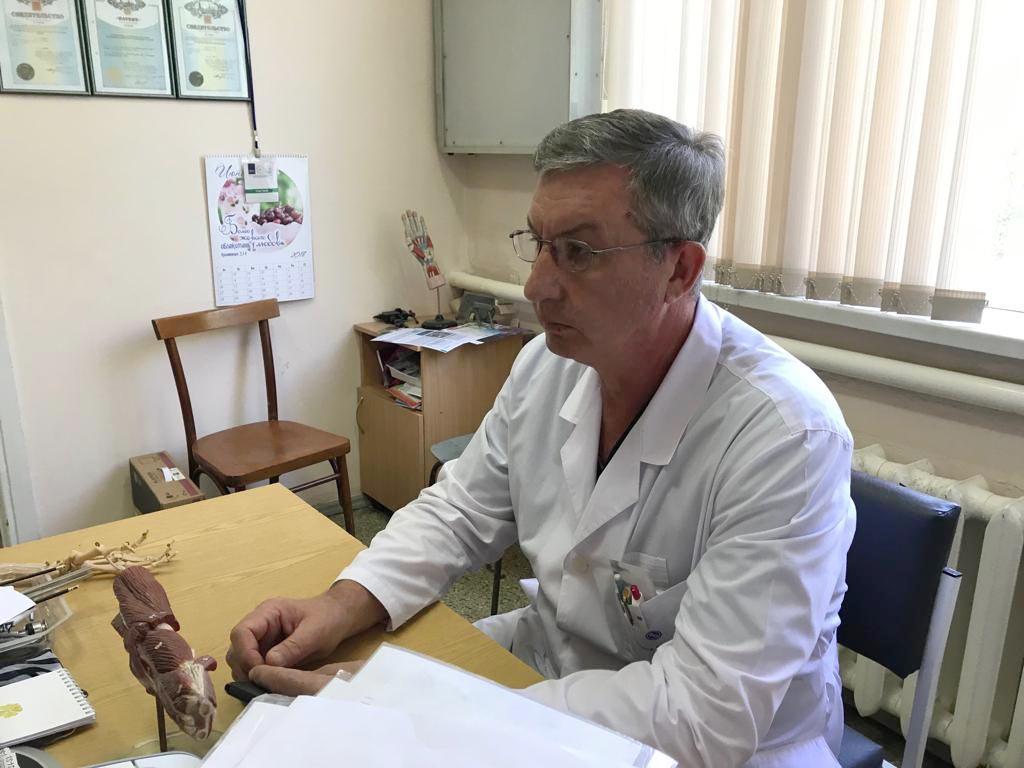 Игорь Владимирович Кролевец травматолог