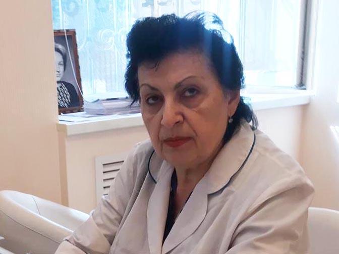 Елизавета Арташесовна Тер-Атаньянц. Кардиолог в ростове