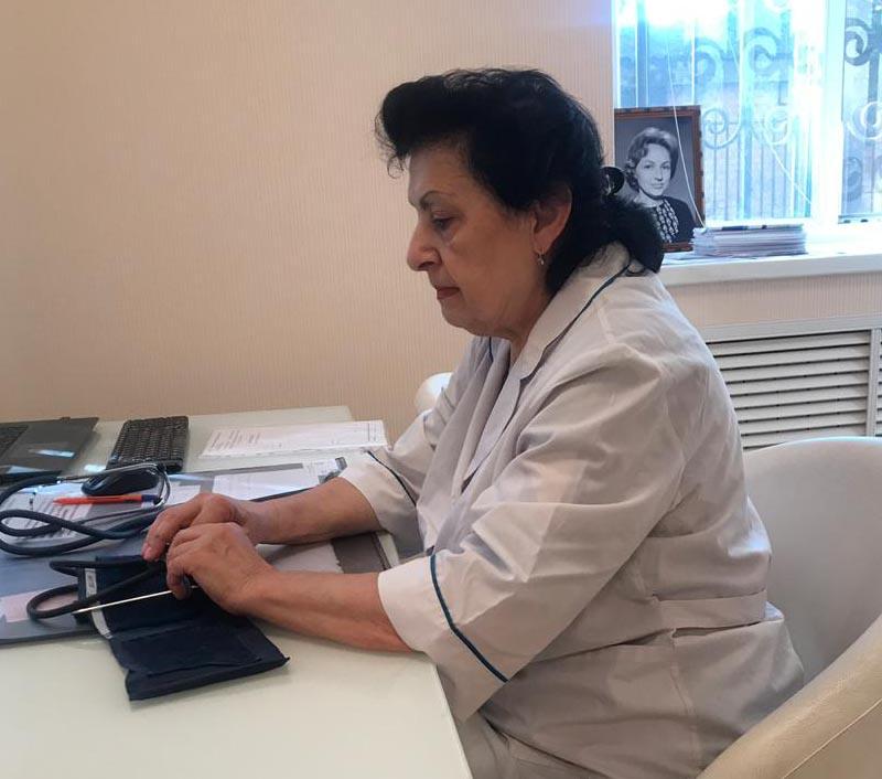 Опытный кардиолог в Ростове - Тер-Ананьянц Е.А