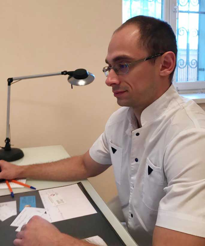 Алексей Геннадьевич Шелковников. Невролог в Ростове-на-Дону