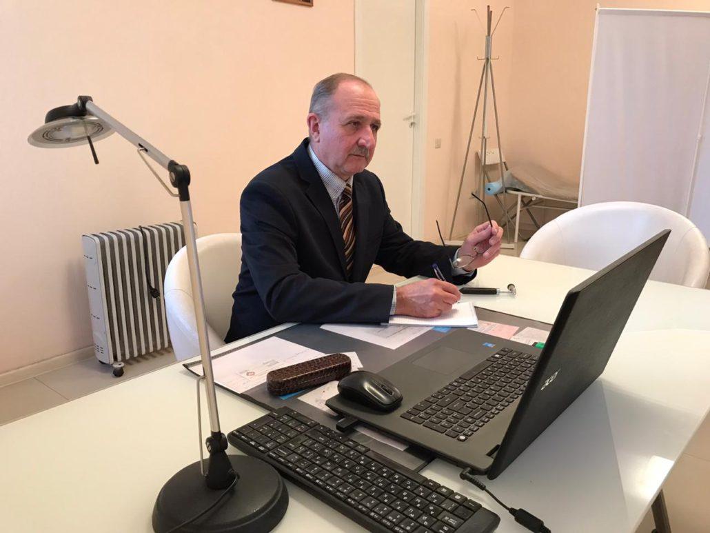 Невролог Ростов - Скрипкин Ю.П.