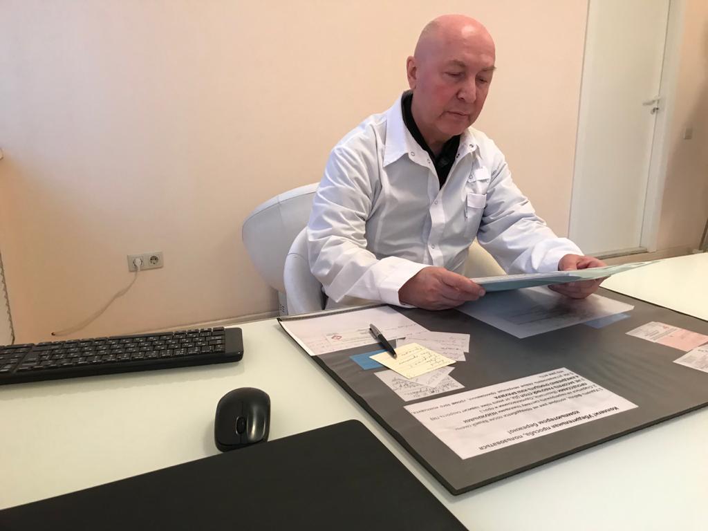 Соловьев Ю.А. - дерматовенеролог высшей категории в Ростове-на-Дону