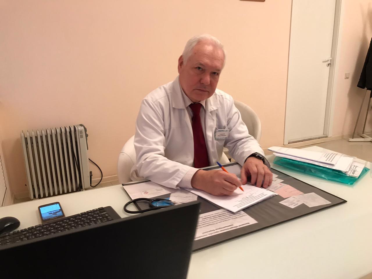 Ануфриев И.И. - пульмонолог. Ростов-на-Дону