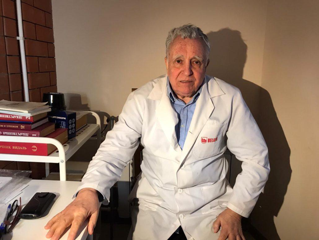 опытный дерматолог ростов