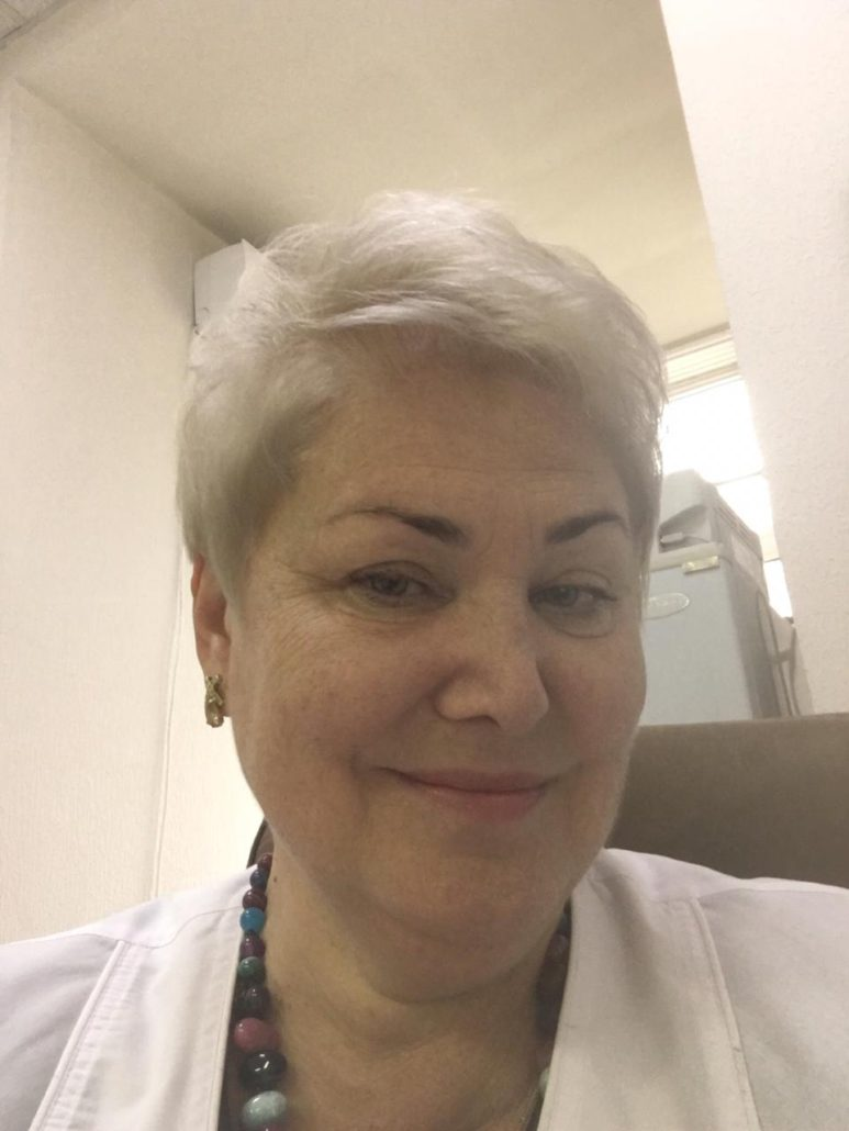 Невролог в Ростове - Берекчиева И.Ю