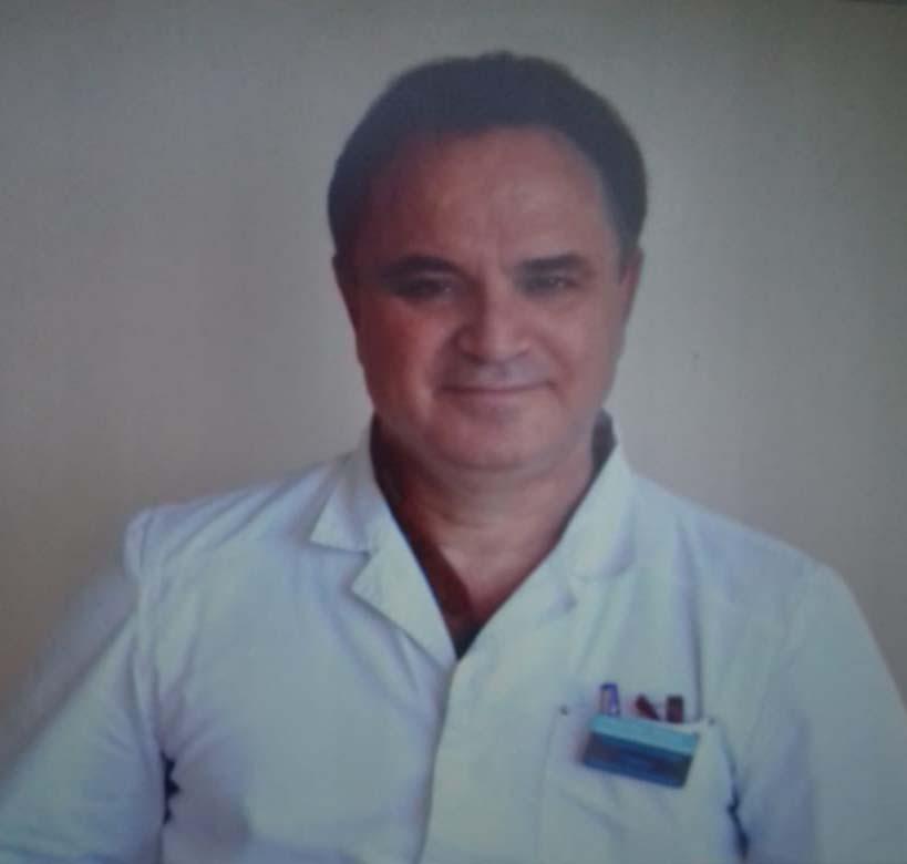 Глухов А.В. - травматолог ортопед высшей категории, К.М.Н.