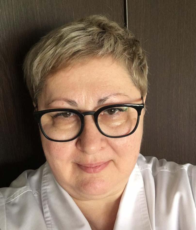 Елена Викторовна Чигрина - терапевт Ростов