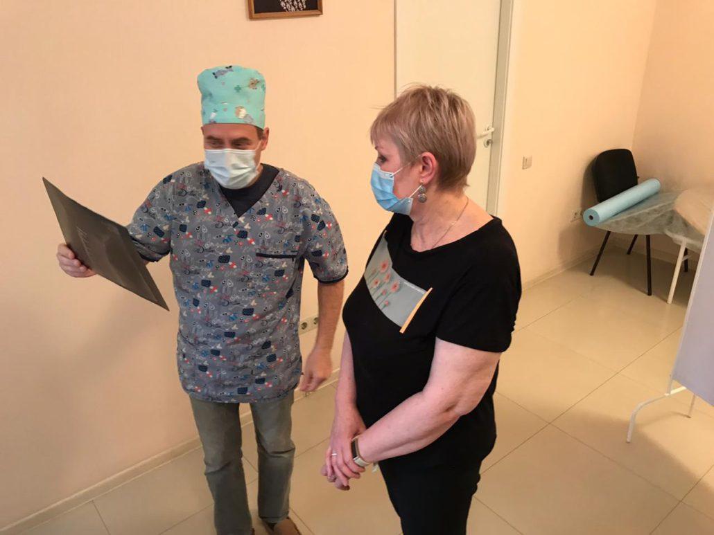 Тимошенко М.Е. - практикующий ортопед травматолог в Ростове-на-Дону