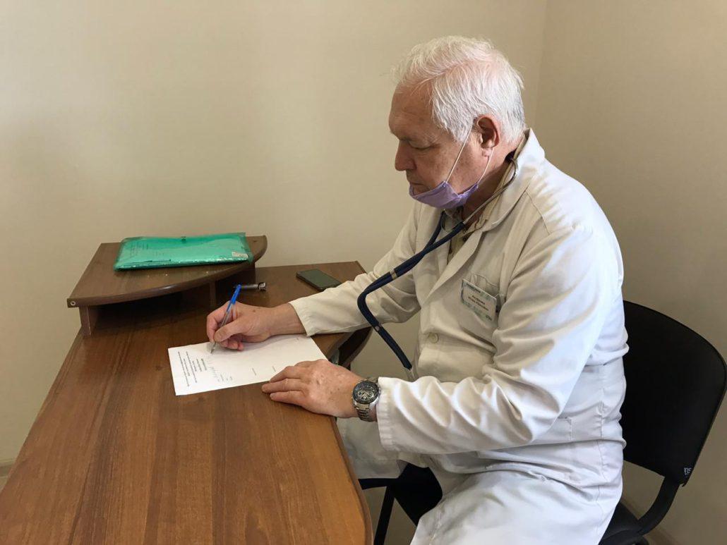 Ануфриев И.И. - Ведущий Пульмонолог
