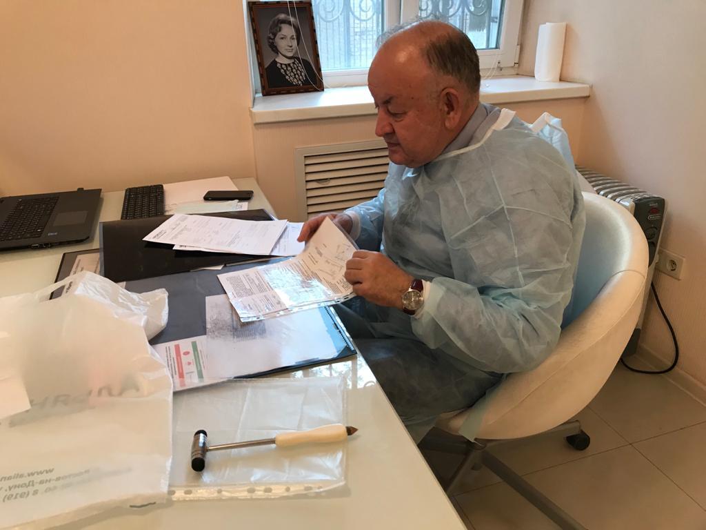 Невролог - Тринитатский Ю.В. в Ростове-на-Дону