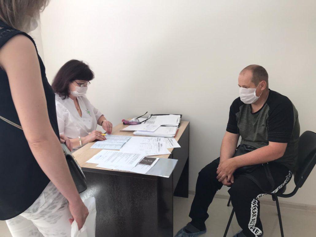 Нонна Ильясовна Мамедова инфекционист росов