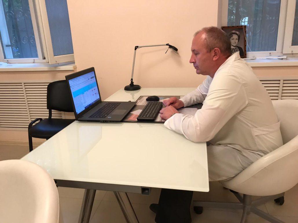 Сергей Викторович Собин - опытный кардиолог в Ростове-на-Дону