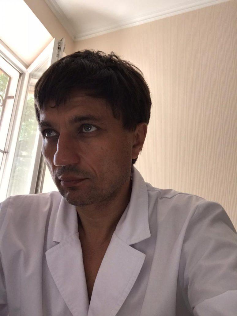Сивиринов Ю.Ю. - онколог, гастроэнтеролог, проктолог, маммолог высшей категории, КМН