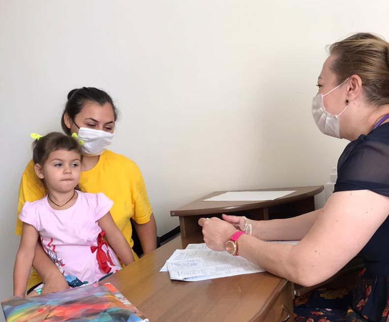 детский врач педиатр Андреященко