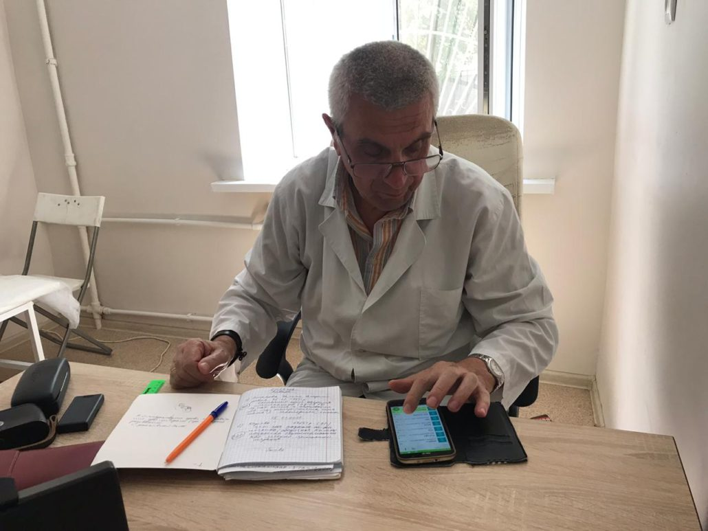 Ростов онколог - проф. Чилингарянц С.Г.