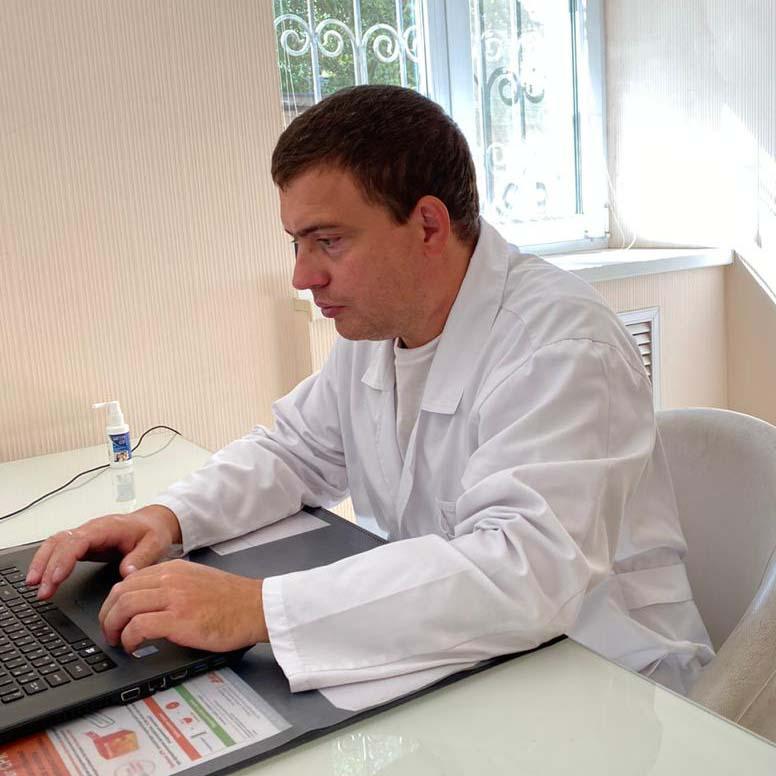 Детский хирург - Ковалёв М.В.