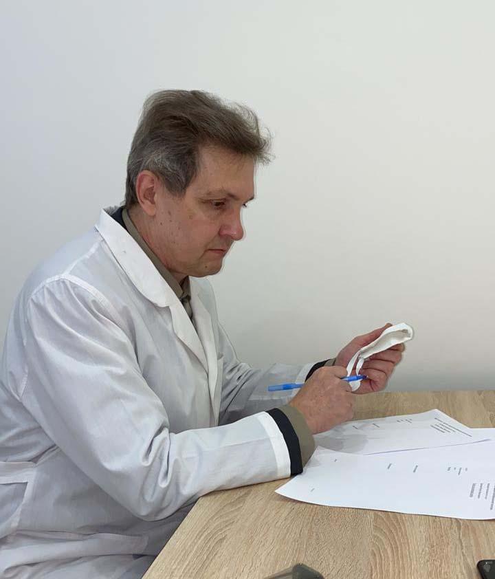 Ростов диетолог Бычков И.Н. онкологические пациенты. Кратко о докторе