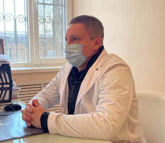 Детский травматолог Ростов - Мурадьян ВЮ