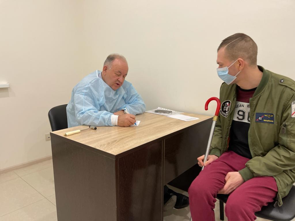Невролог - Ростов рейтинг