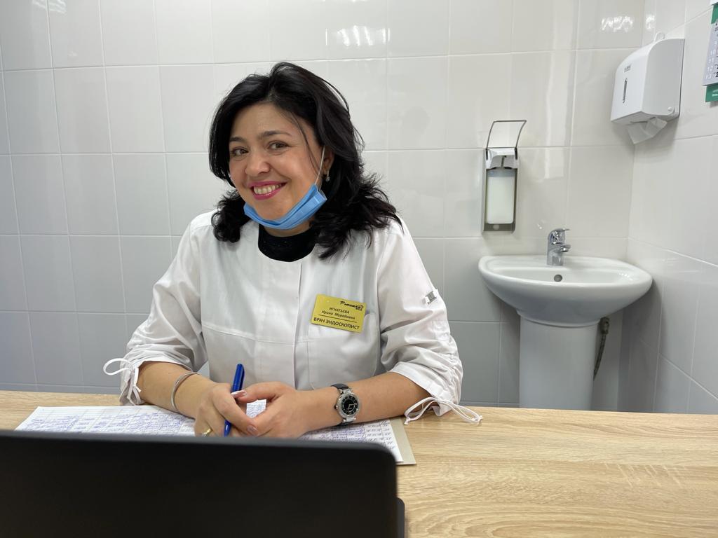 Игнатьева И.М. - эндоскопист в Батайске