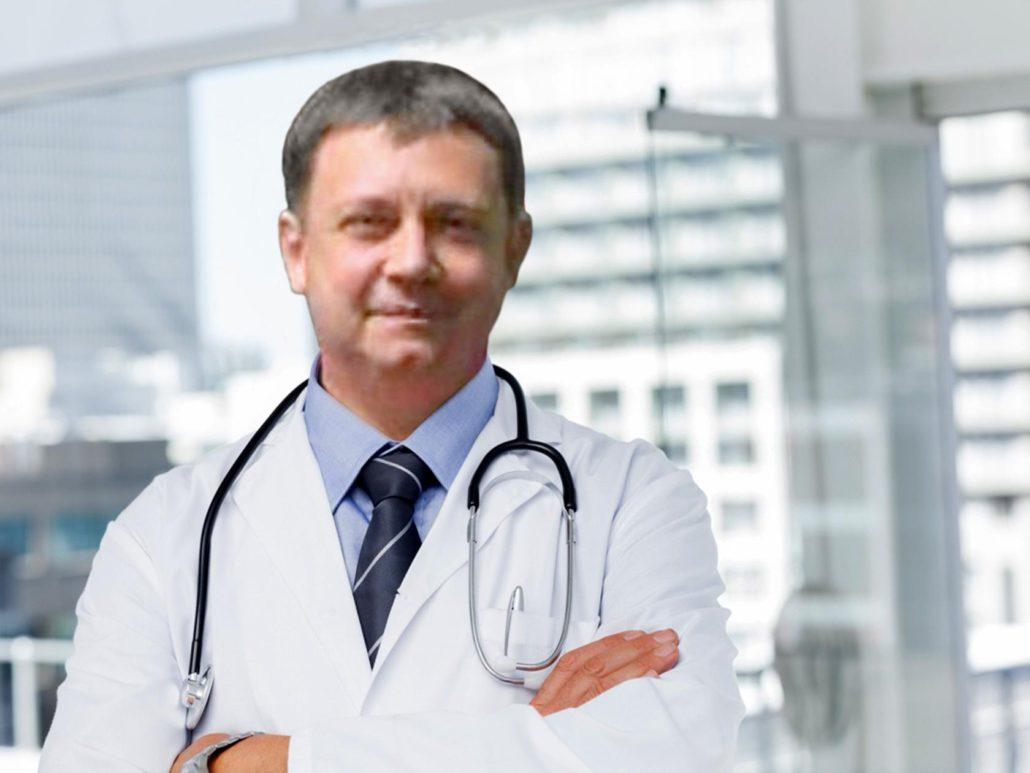 Хомяков Владимир Александрович. Врач  высшей категории. Онколог. Хирург