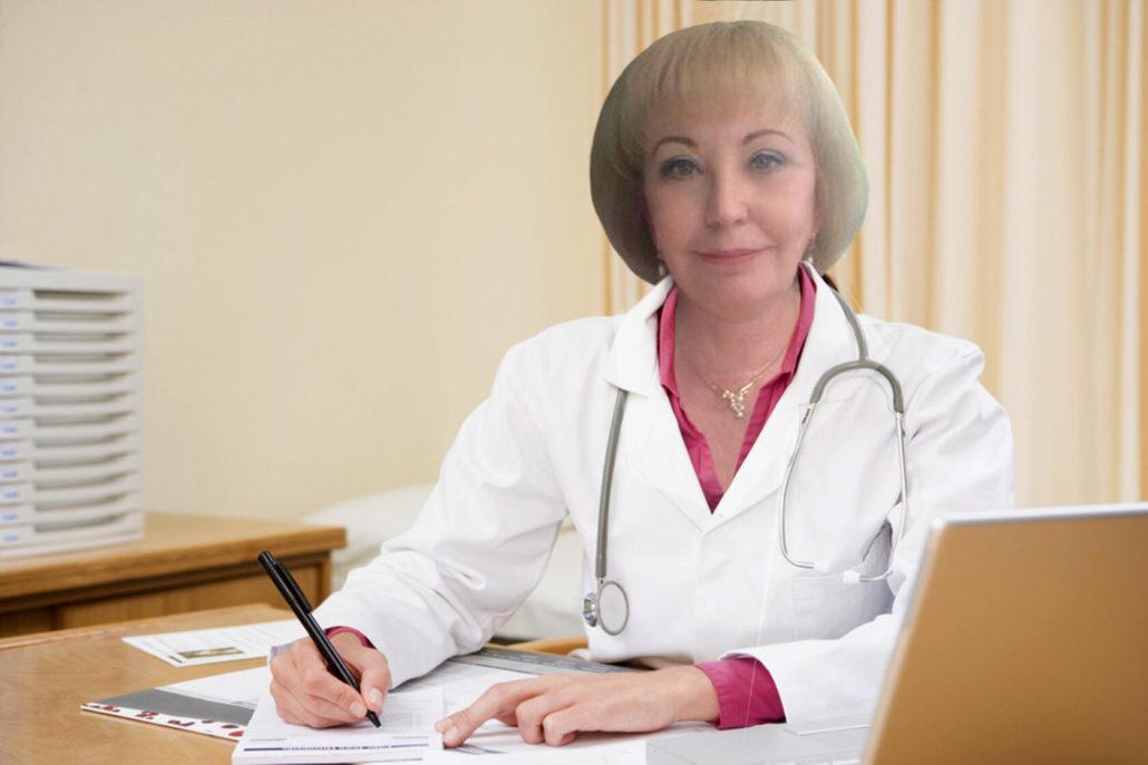 Богданова Т.В.- гинеколог высшей категории, КМН
