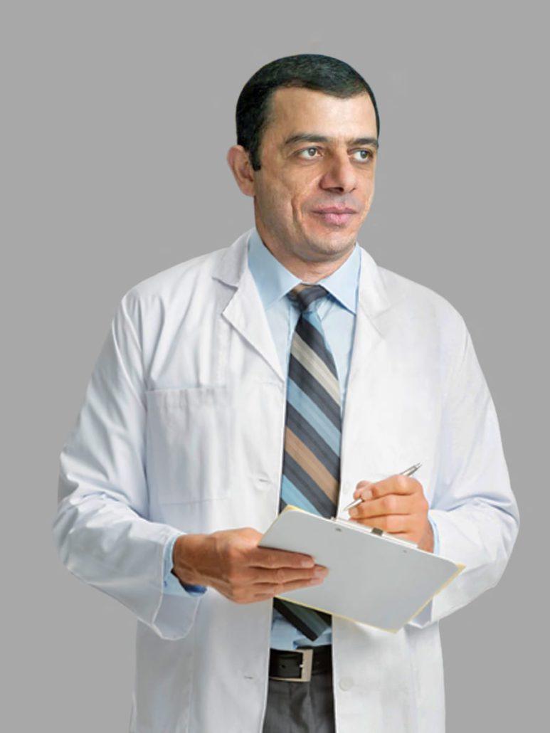 Киртанасов Яков Павлович - хирург, ренгенолог, врач высшей категории, к.м.н