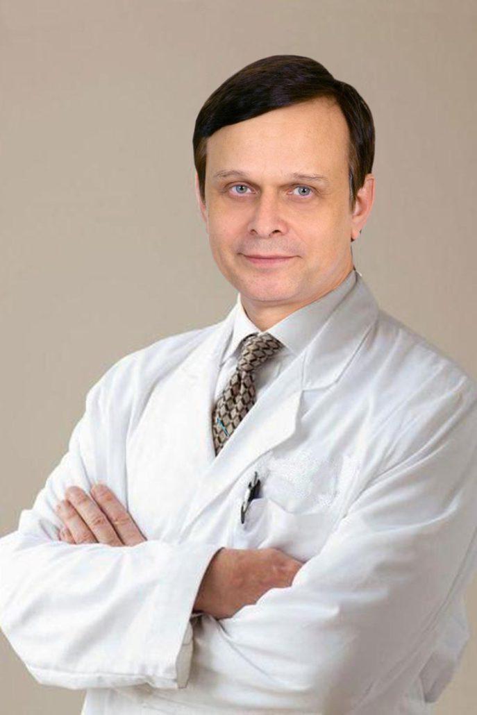 Илья Николаевич Пустынский. Нейрохирург