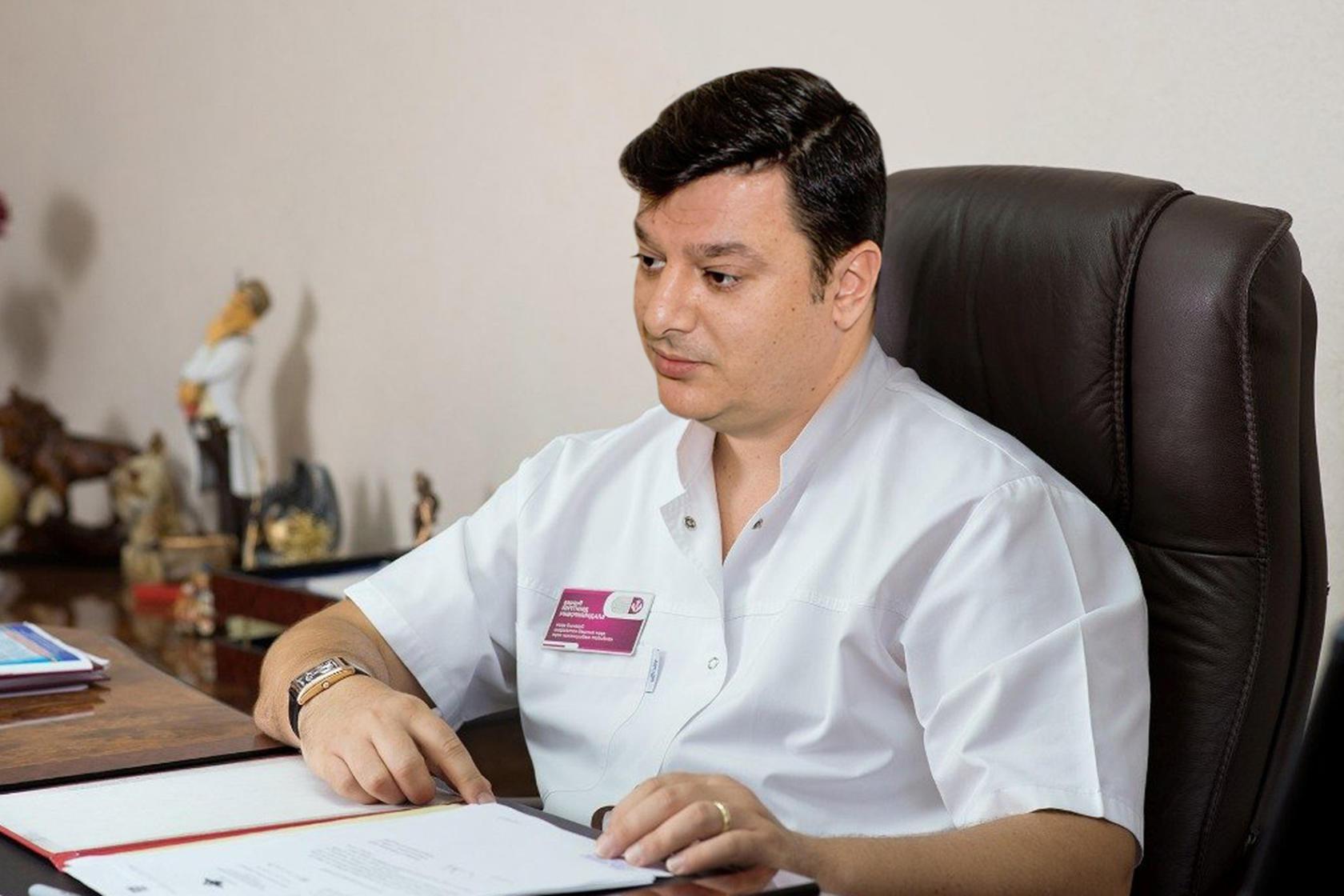 Фархад Росимович Джабаров. Радиолог. Онколог в Ростове-на-Дону