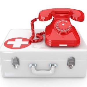 Срочные консультации и экстренная помощь