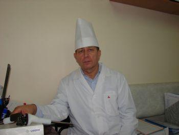 Профессор Сикилинда Владимир Данилович